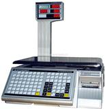TM-F系列红光LED+液晶显示打印计价秤