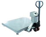 1T 2T 2.5T 带叉车移动式滚轮kok电子|kok电子游戏官网地磅秤