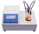 KSQL-310S卡尔费休库伦法高精度微量水分测定仪
