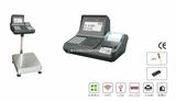 SPW带U盘数据存储功能上下限报警条码打印台秤
